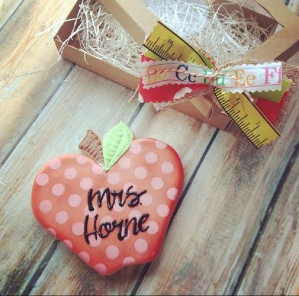 Sweet Baketique Appple Cookies
