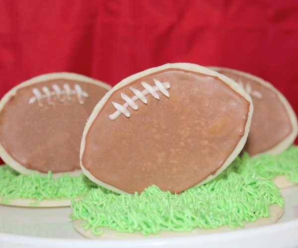Everyday Party Magazine College Football Cookies Football Week 2015