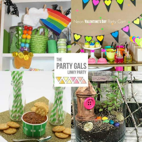 Everyday Party Magazine Party Gals Linky Party Fav Image