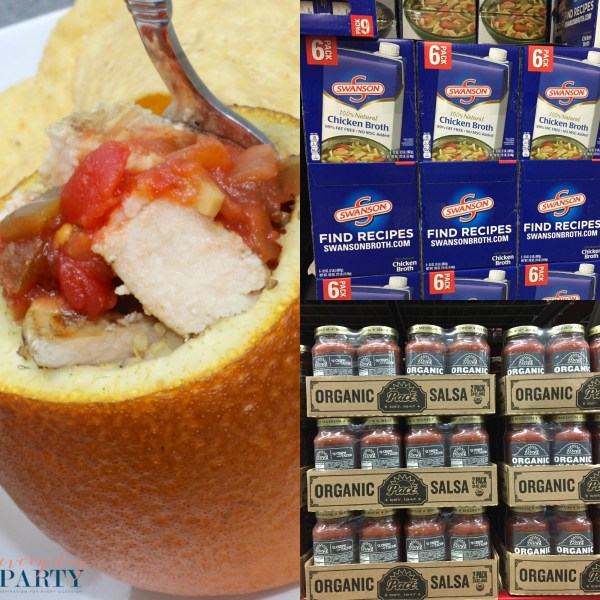 Everyday Party Magazine Summer Block Party Hero Recipe