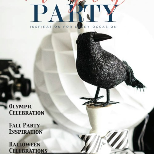 Everyday Party Magazine Fall 2016