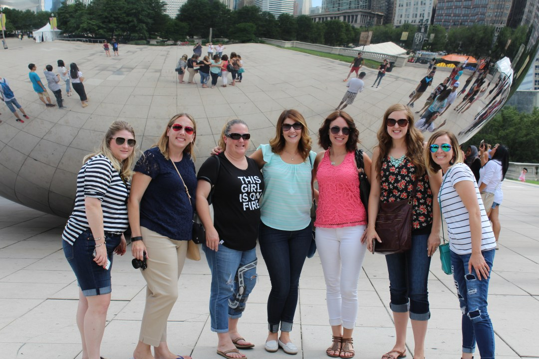 Everyday Party Magazine Girls Weekend in Chicago