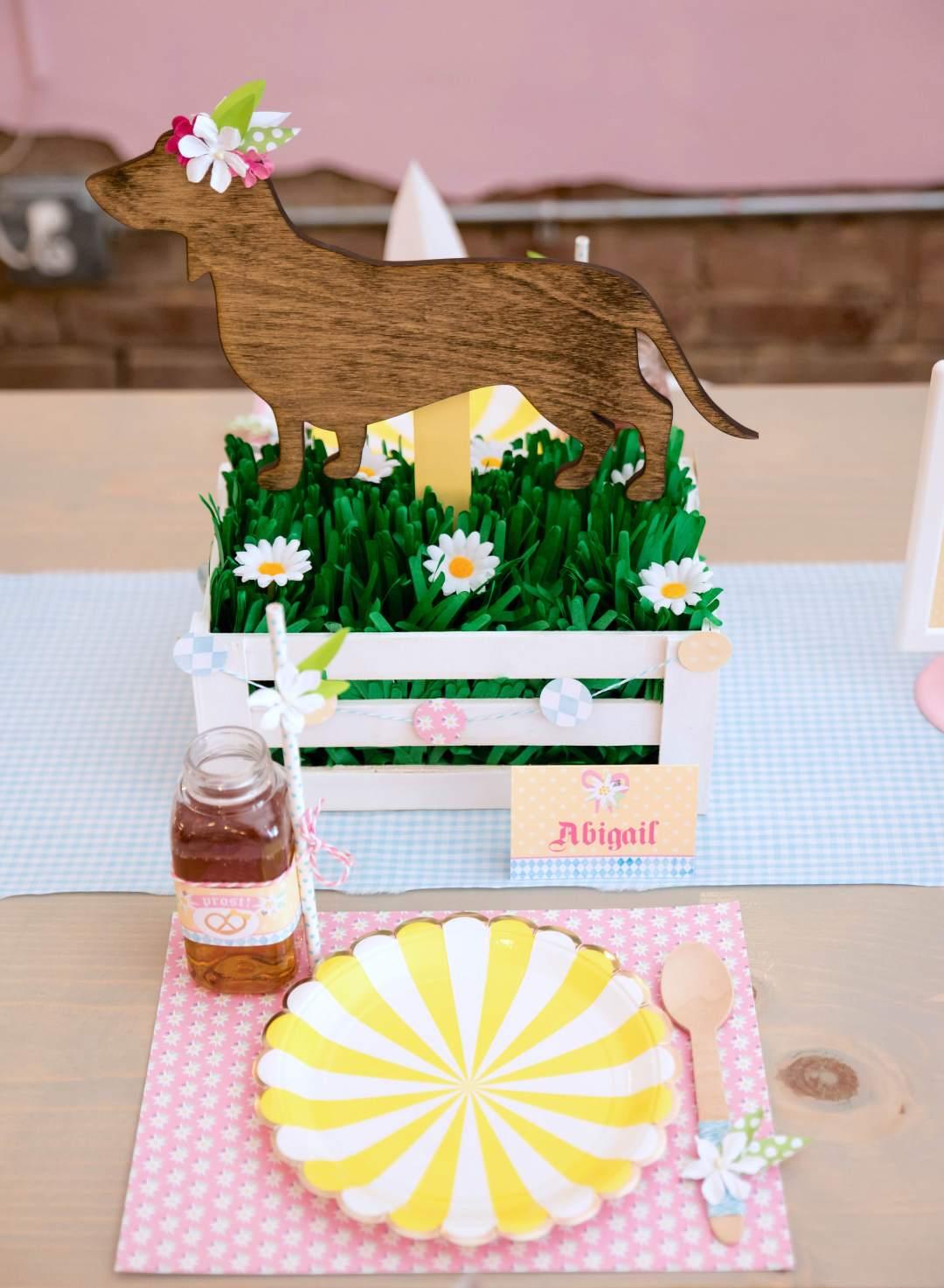 Everyday Party Magazine Oktoberfest Celebration by Made of Sugar and Spice