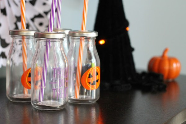 Everyday Party Magazine Spooktacular Kid's Halloween Party by AK Party Studio