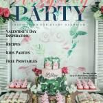 Everyday Party Magazine Spring 2017