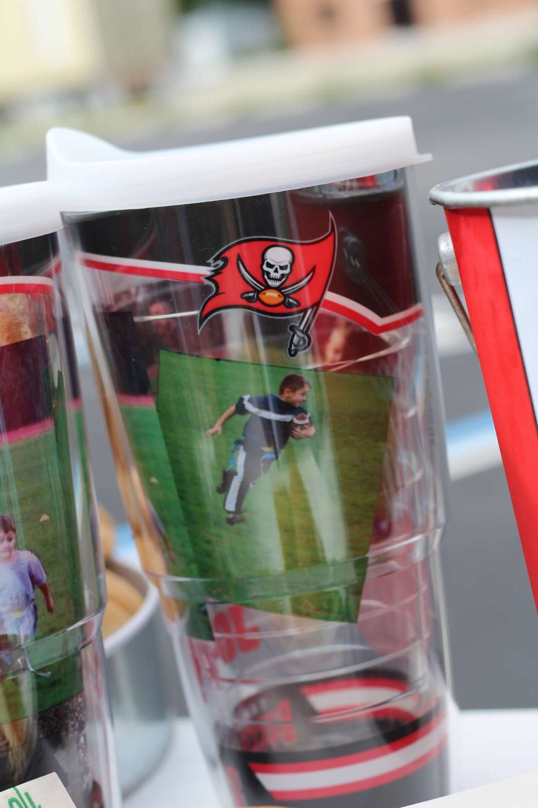 Everyday Party Magazine Tailgating with Tervis