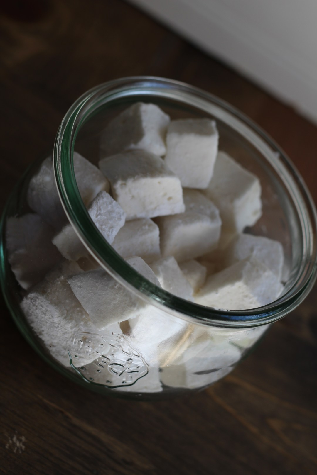 Everyday Party Magazine Honey Bourbon Marshmallows