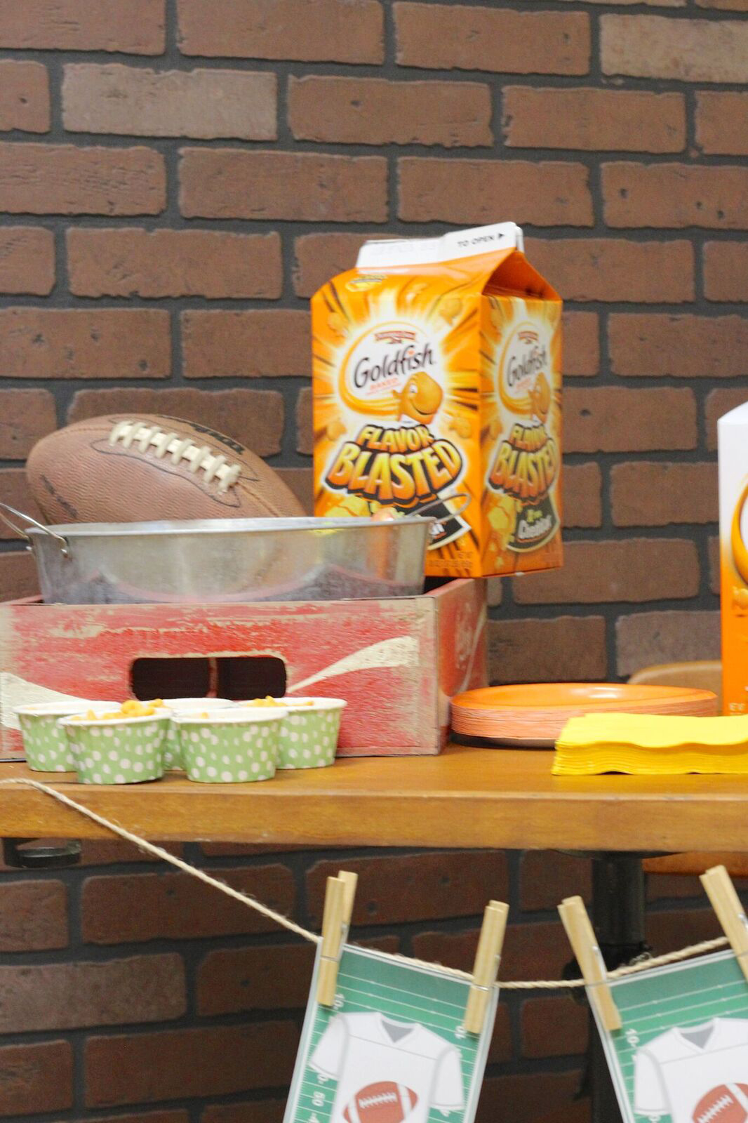 Everyday Party Magazine Tailgating at Home