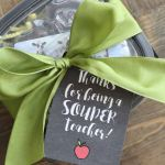 Everyday Party Magazine Thanks For Being a SOUPER Teacher Printable