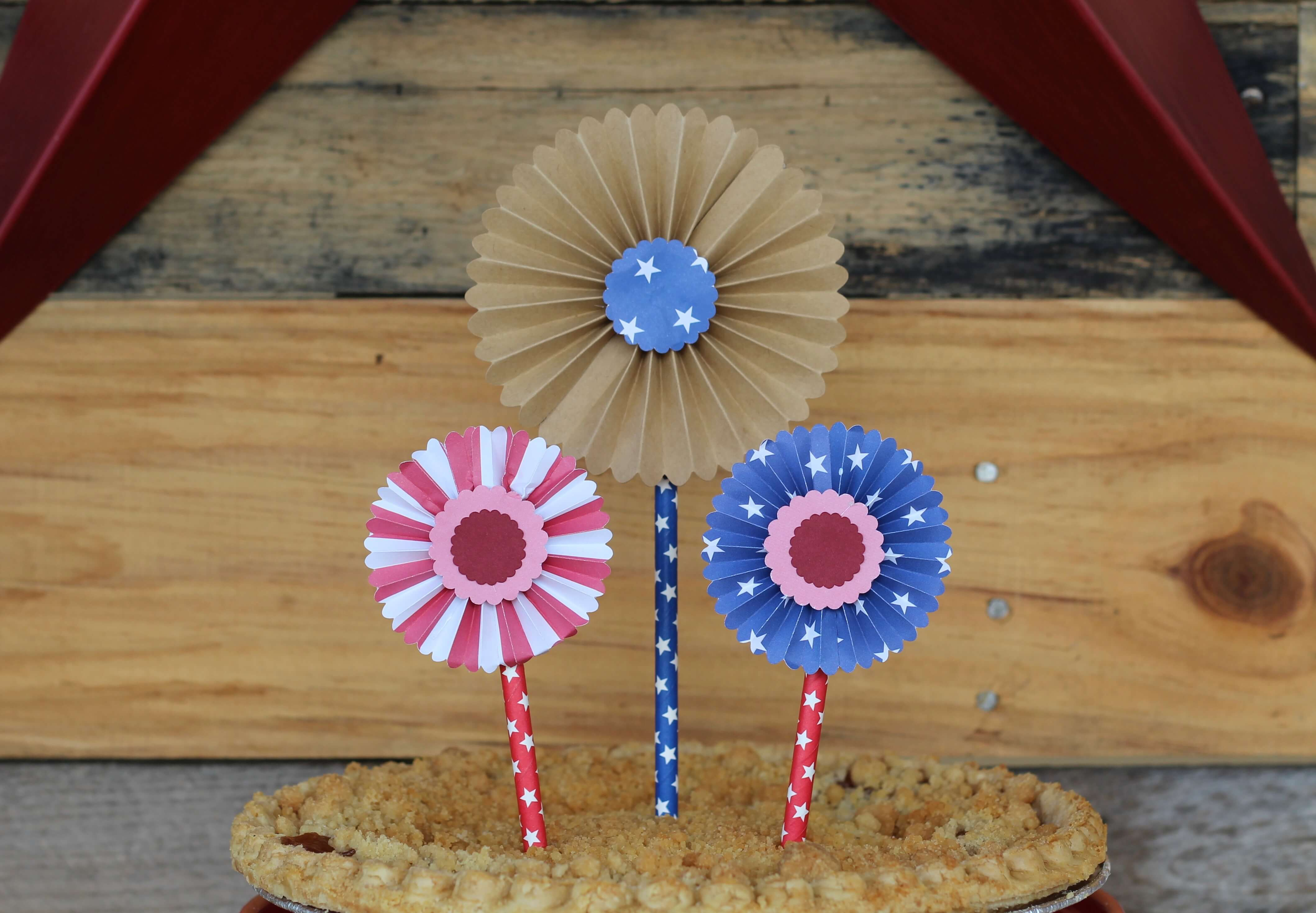 4th of July, Rustic, Party, Celebration, Oriental Trading Company