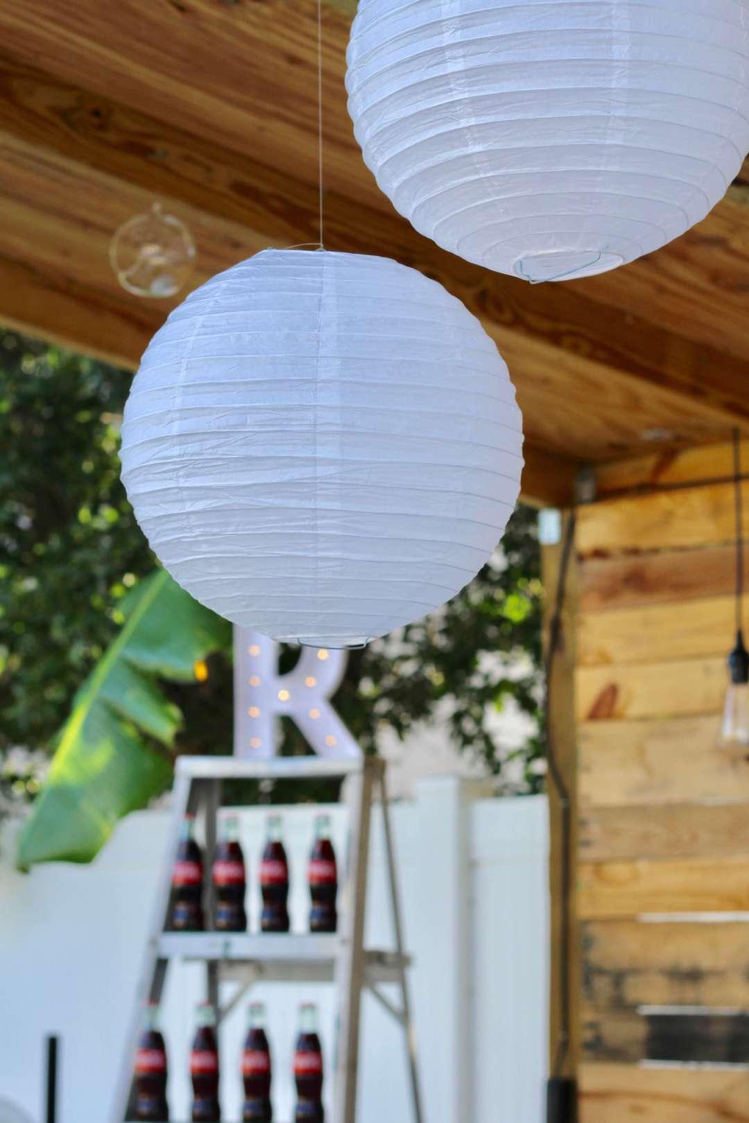 Rustic Wedding Table, Barn Wedding, Vintage, Oriental Trading Co., Reception, DIY, Marry Me