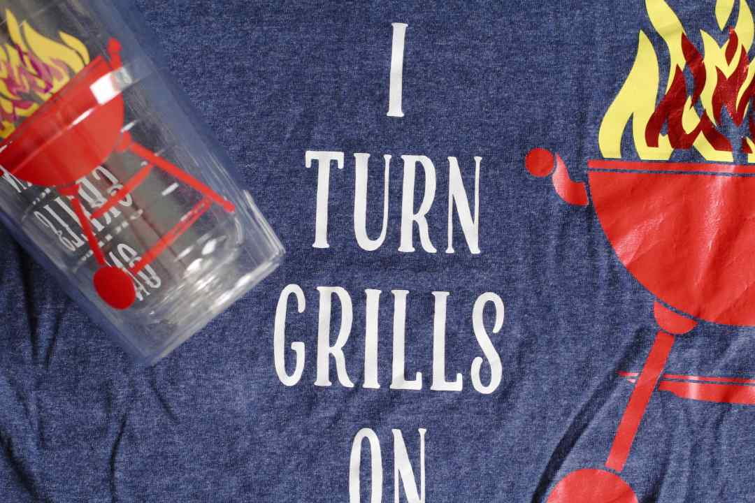 DIY, Father's Day, Funny Tervis, Shirt, Cricut Made, Grills