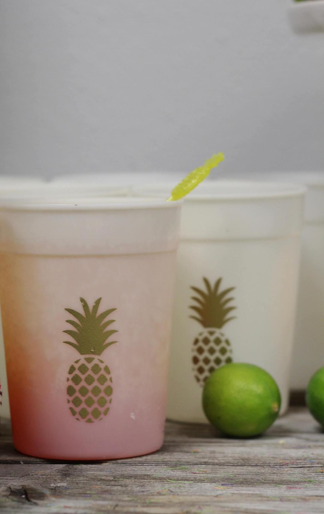 Luau, Oriental Trading Company, Drinks, Margaritaville, Tiki