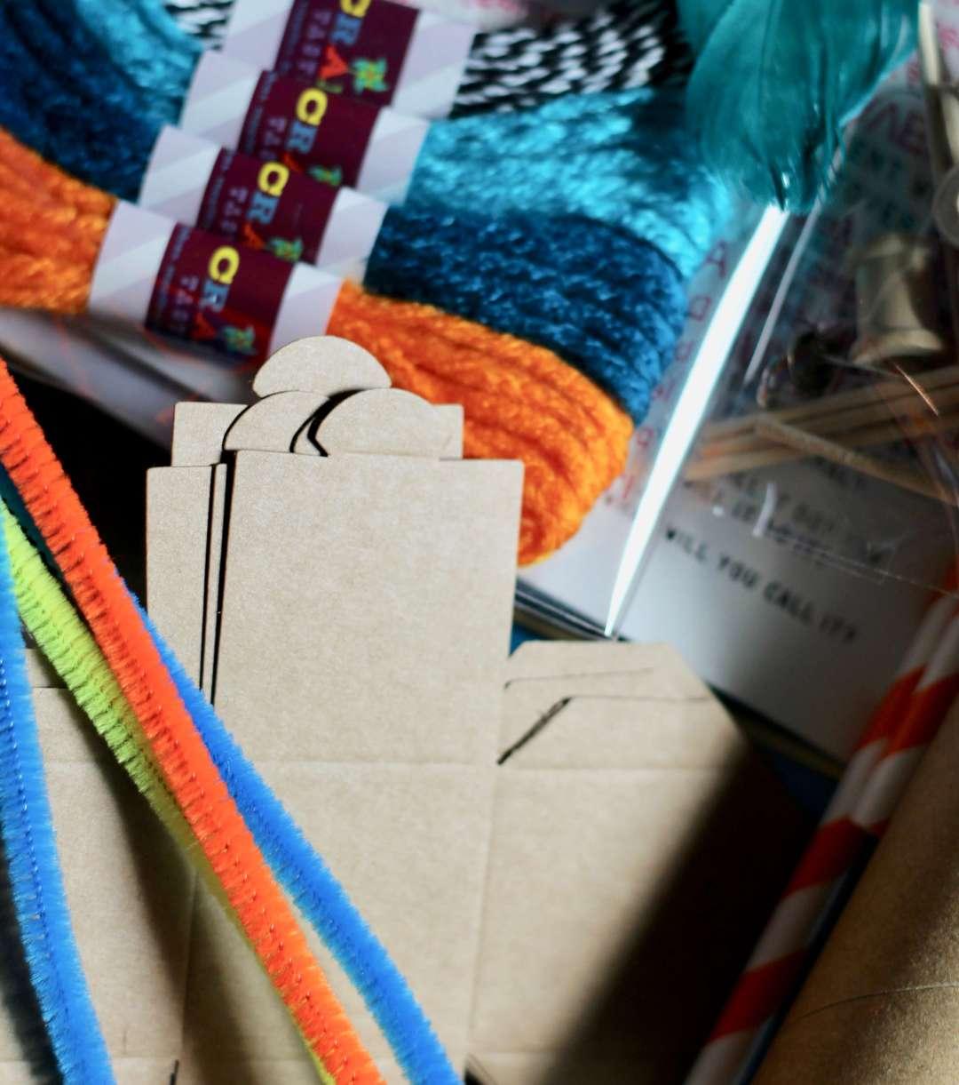 STEM, STEAM, Kids Crafts, Kids Subscription Box, Ann Williams Group