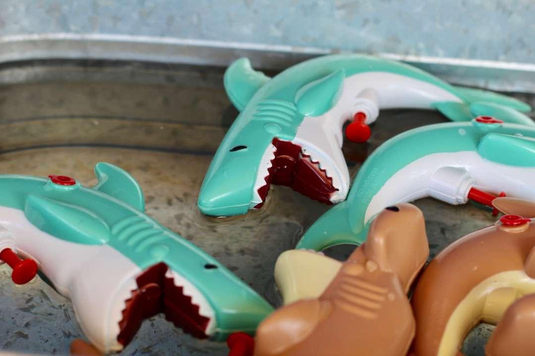 Shark Week, Oriental Trading, Sharks, Jaws