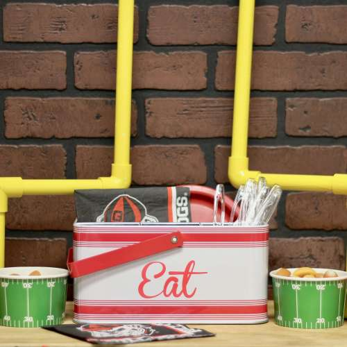 Everyday Party Magazine Football Party Decor DIY