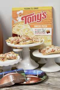 Everyday Party Magazine Friday Night Lights with Tony's Pizza