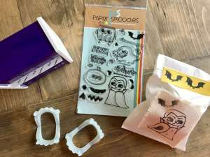 Everyday Party Magazine Halloween Favors with Xyron and Paper Smooches