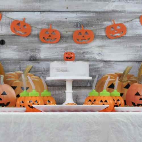 Everyday Party Magazine Jack O Lantern Party