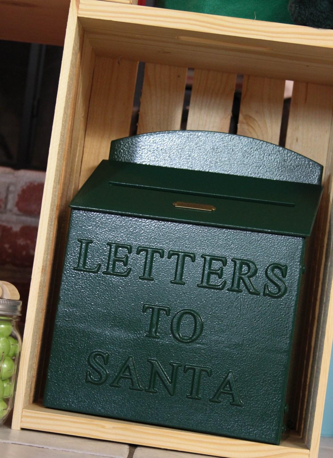Everyday Party Magazine Santa's Workshop