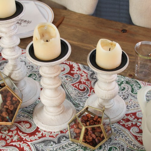 Everyday Party Magazine Thanksgiving Tablescape Ideas
