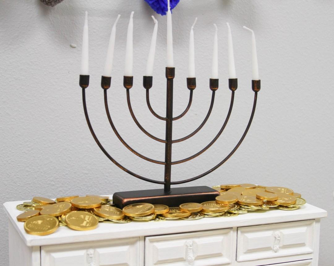 Everyday Party Magazine Hanukkah Celebration