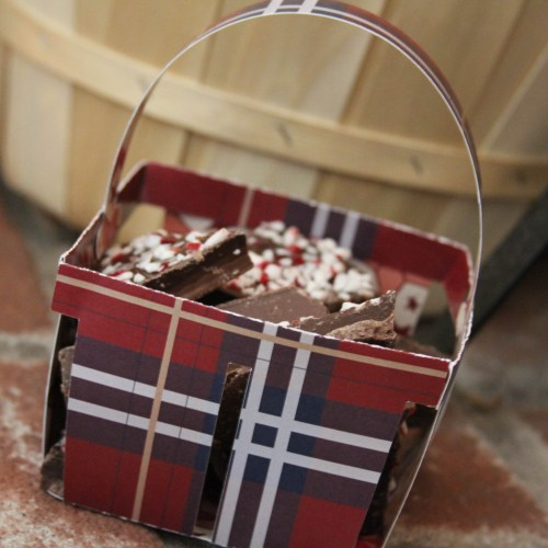 Everyday Party Magazine Holiday Gift Basket DIY