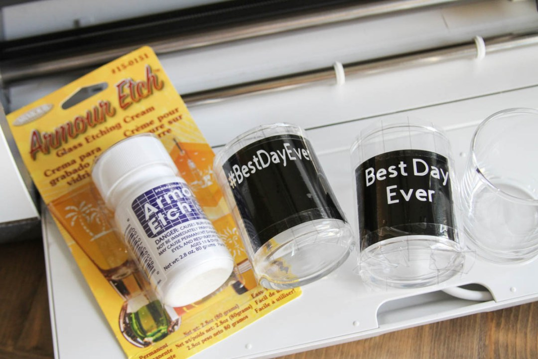 Everyday Party Magazine Best Day Ever Wedding Favor DIY With Cricut #wedding #DIY #CricutMade #BestDayEver