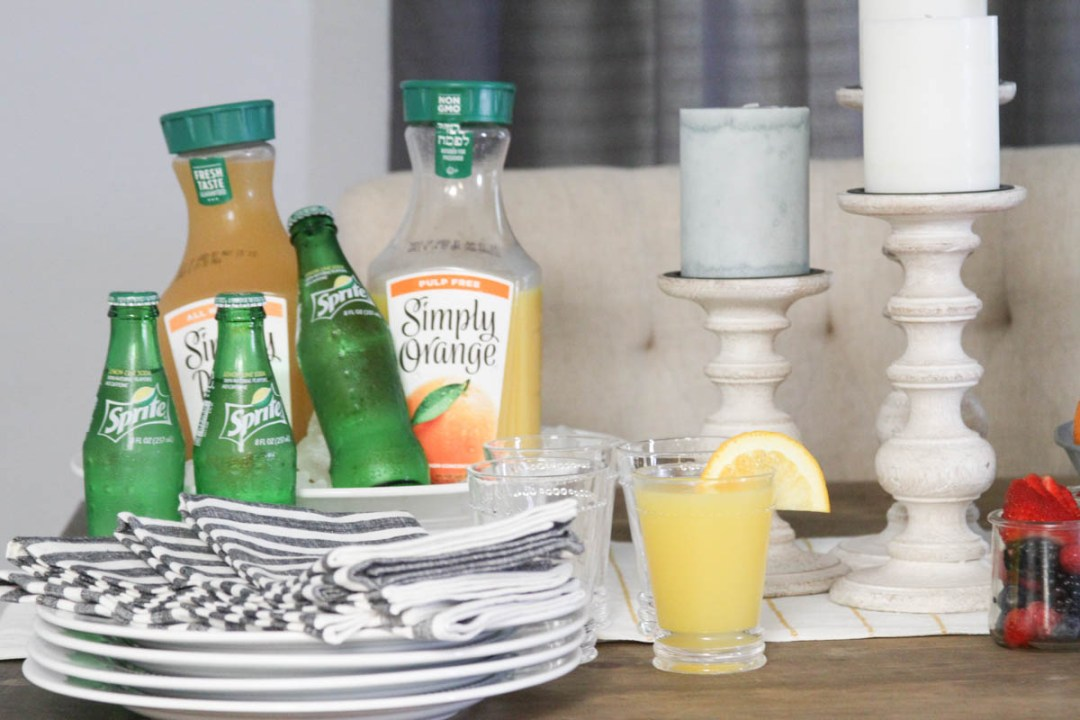 Everyday Party Magazine Mother's Day Brunch with Simply Orange #MothersDay #Mocktail #Brunch #WholeFoods #SimplyOrangexx