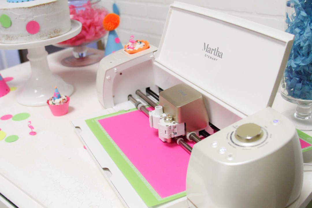 Martha Stewart Cricut Cutting Cardstock