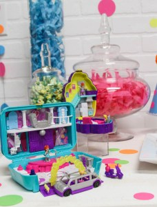 Polly Pocket Play Set Kids Party