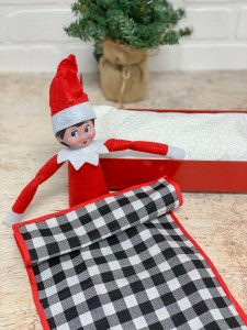 Elf on a Shelf Bed