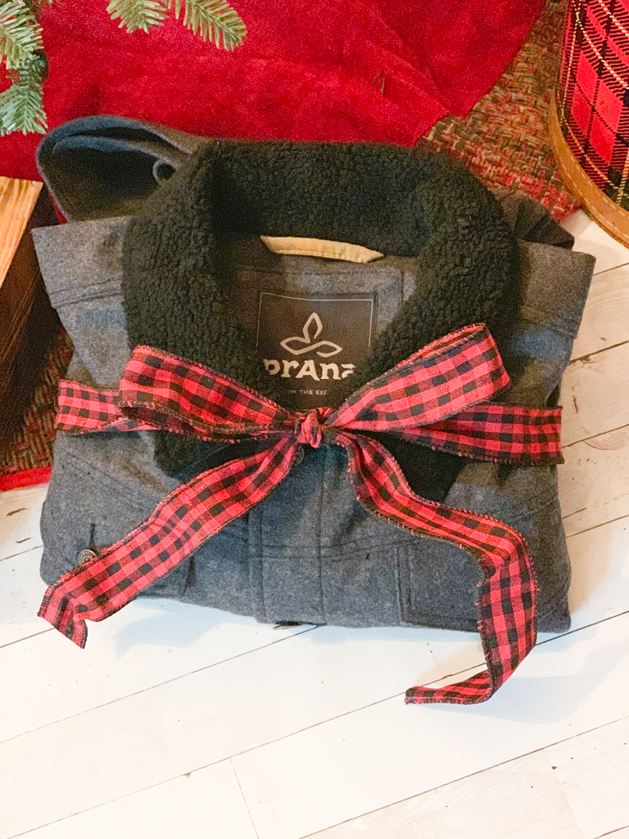 jacket ribbon