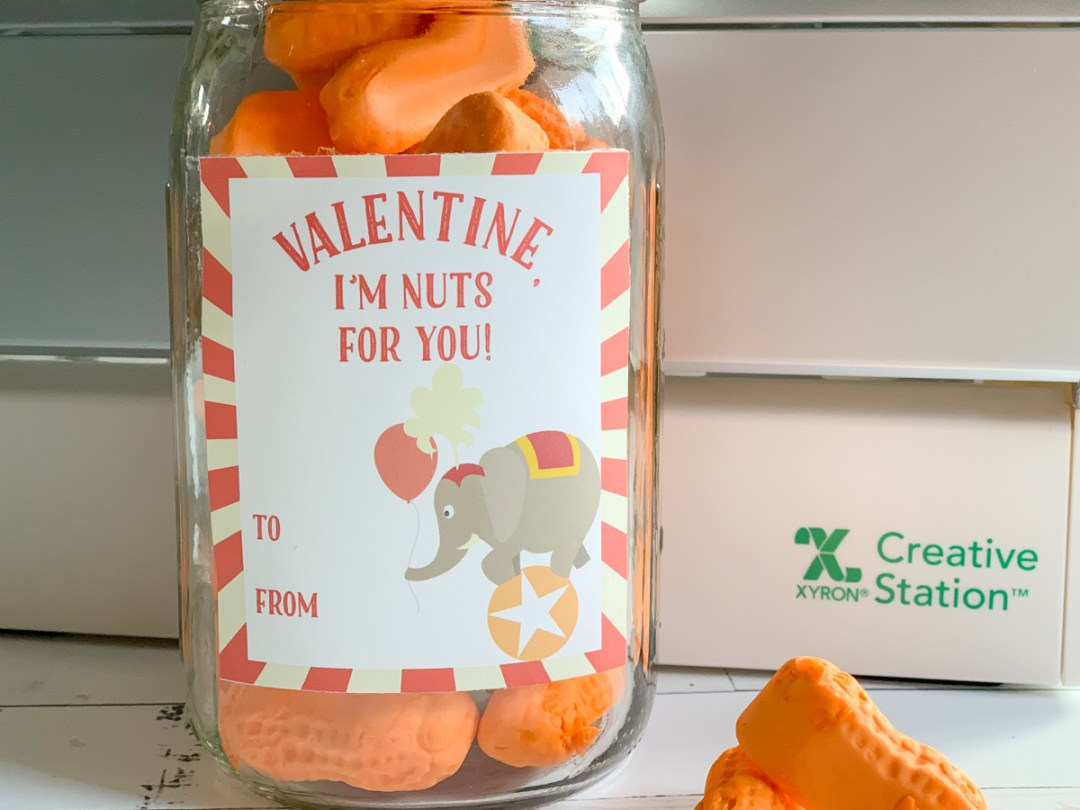 Circus Peanuts Valentine's Day