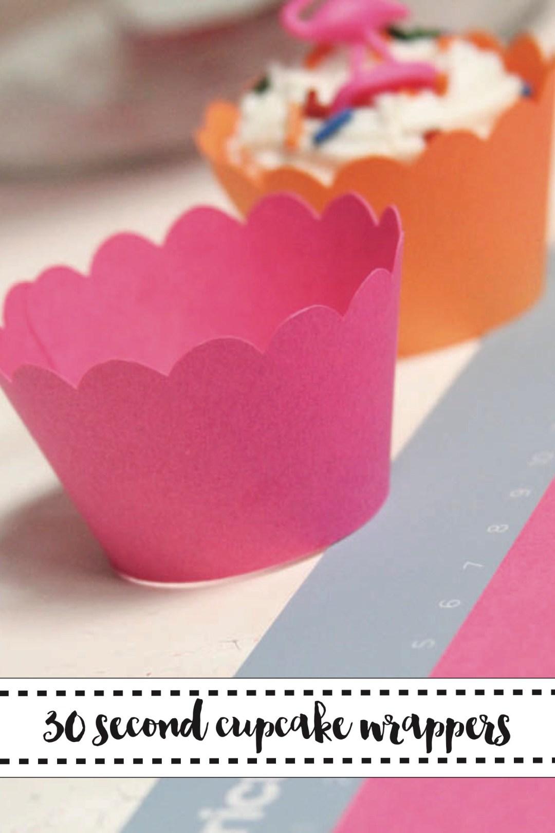 Pink Cupcake Liner