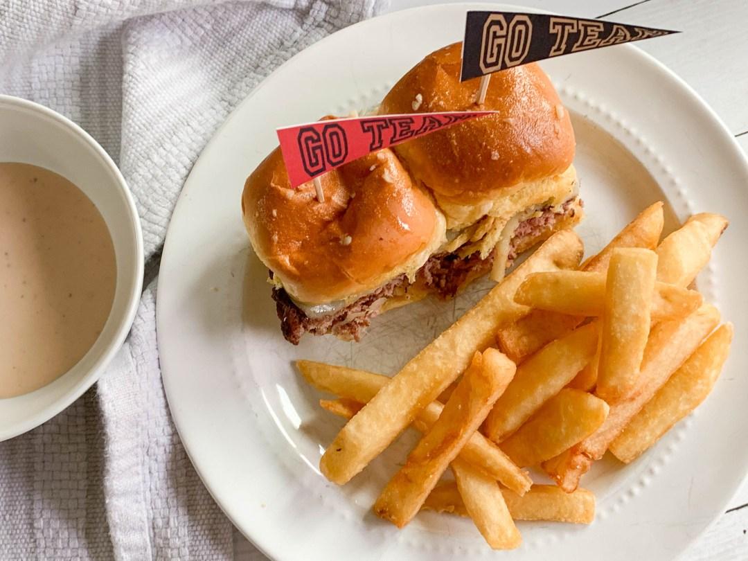 Mini-Cheeseburger-Sliders