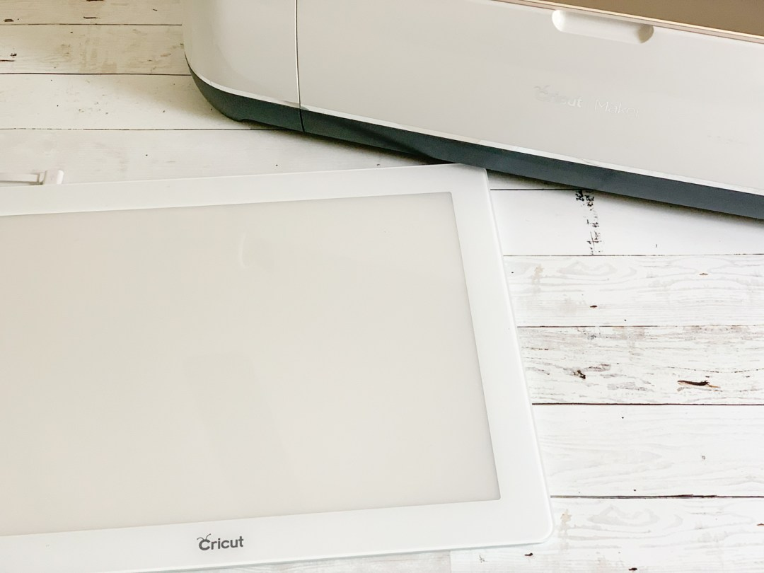 Cricut Maker Cricut BrightPad