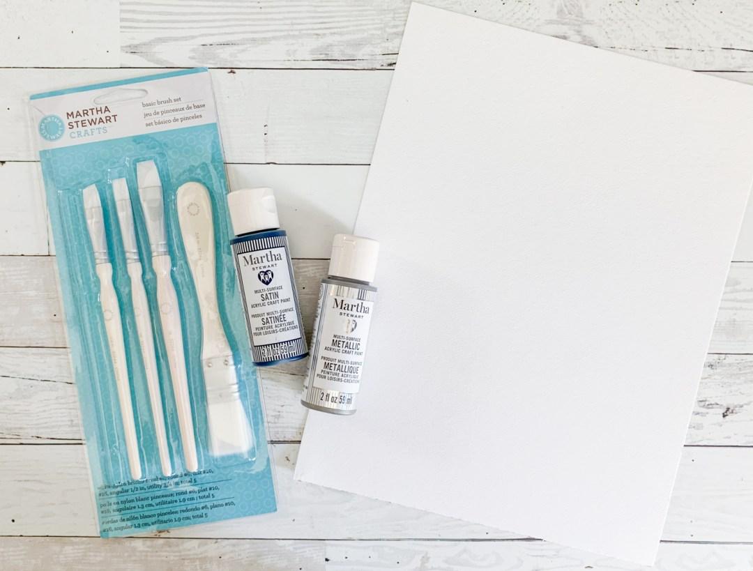 Martha Stewart Acrylic Craft Paint Paint Brushes