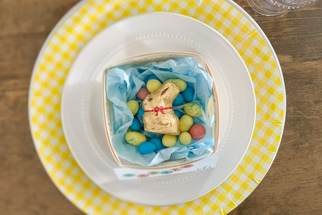 Easter Tableware