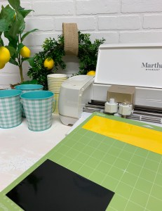 Cricut Explore Air 2 Lemon Tree