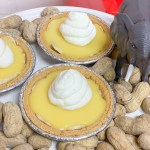 Banana Cream Pies Peanuts