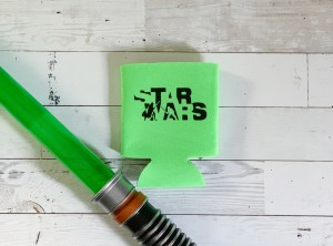 Star Wars Can Coozie Light Saber