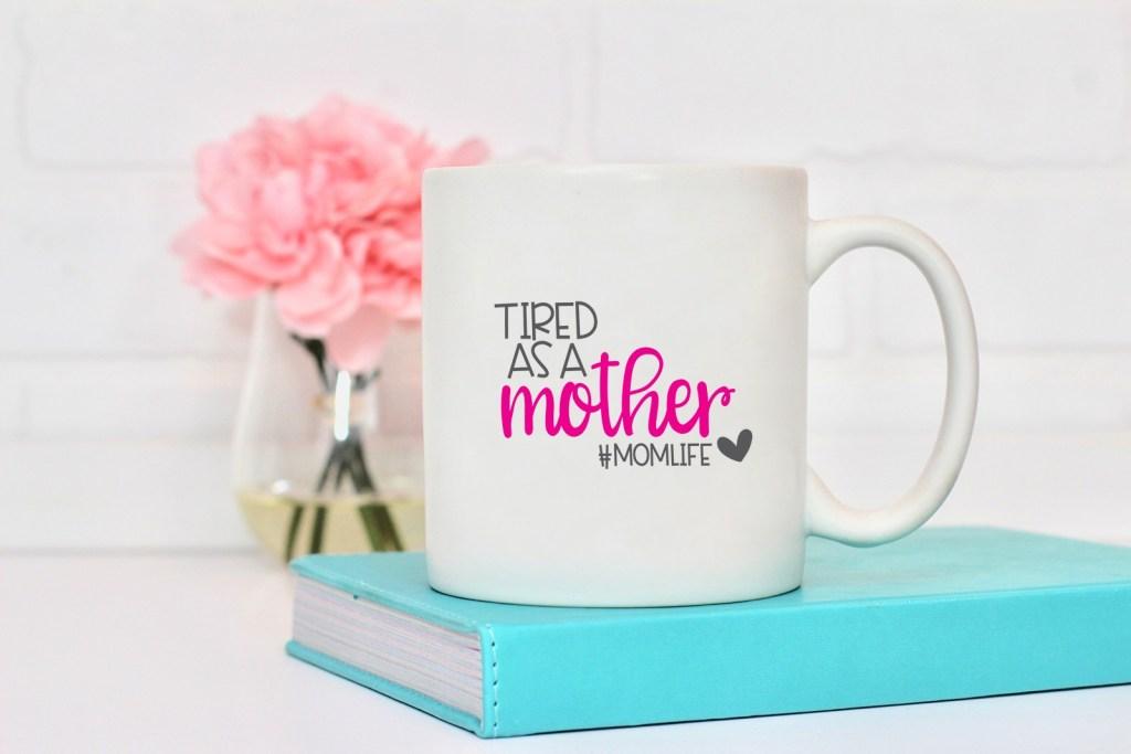 #MomLife Coffee Mug