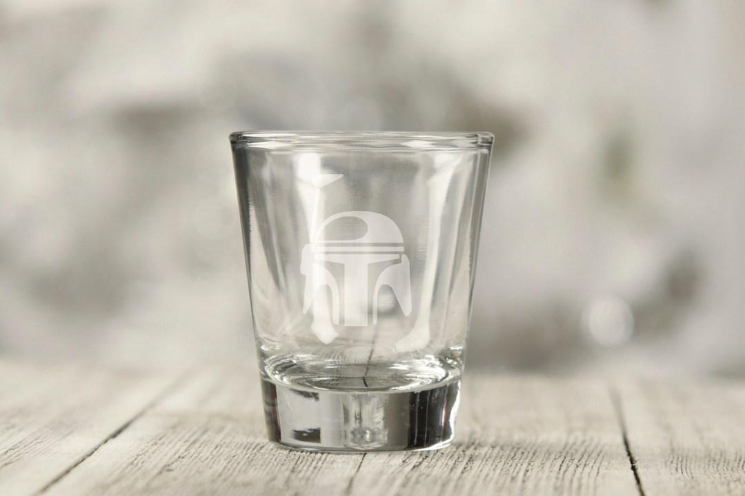 Boba Fett Shot Glass