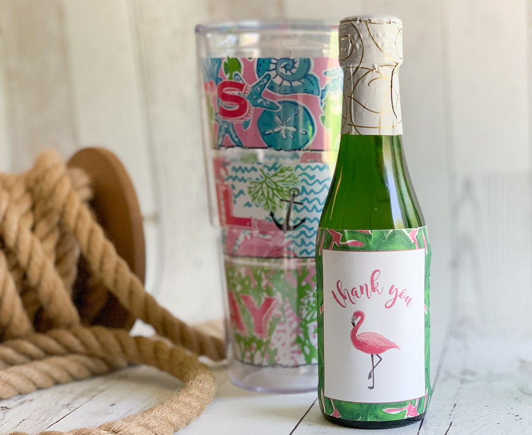 Champagne Tervis Sea Rope