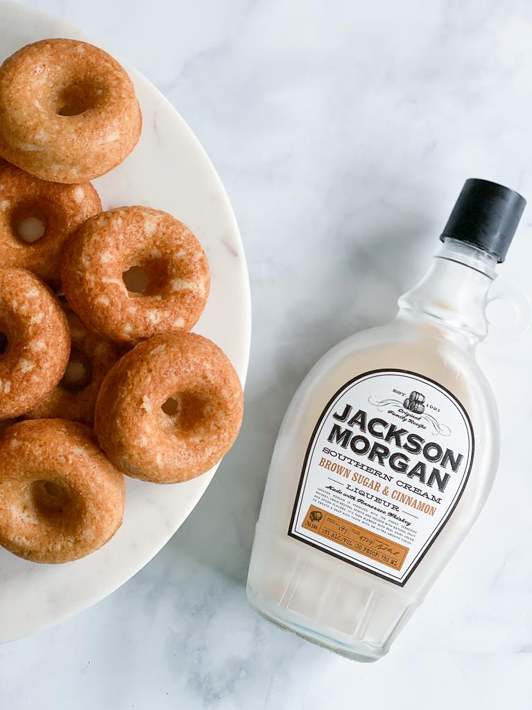 Donuts Jackson Morgan Southern Cream