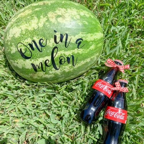 Watermelon Coca Cola