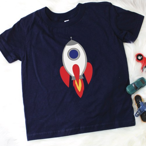 Kids Rocket Shirt