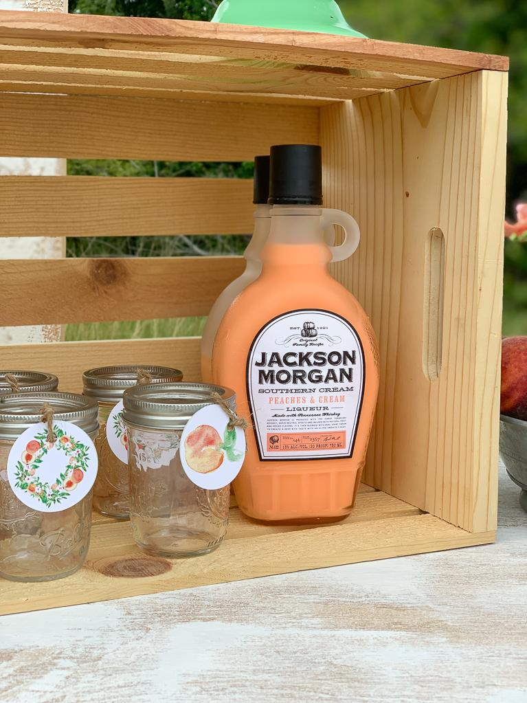 Jackson Morgan Southern Cream Ball Canning Jars