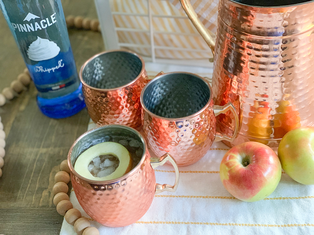 Moscow Mule Apple Cider